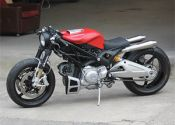 Ducati Monster 1100 Flat Red II