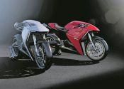 Ducati afina la receta de la moto deportiva eléctrica