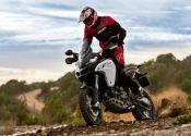 El lado salvaje de la Ducati Multistrada Enduro (vídeo)