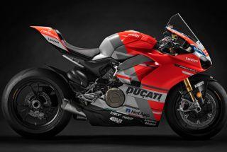 Las Ducati Panigale V4 de la
