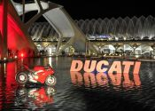 Ducati Red Christmas