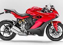Ducati SuperSport 2017-2018