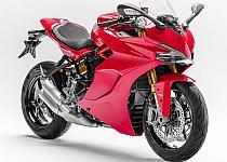 Ducati SuperSport S 2017-2018