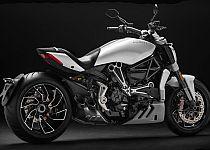 Nuevos colores para las Ducati XDiavel S e Hypermotard 2018