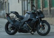 Erik Buell regresa con la EBR 1190SX Black Lightning