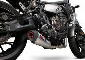 Escape Scorpion para la Yamaha XSR700