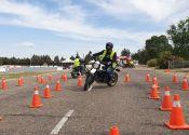 Éxito del Curso de Conducción Segura Ducati Madrid
