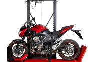 GarageLift: tu aparcamiento elevado de motos