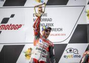 GP de Austria 2018: Lorenzo imperial