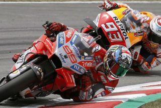 Ecos del GP de Cataluña: Lorenzo golpea de nuevo