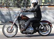 Prueba Harley-Davidson Sportster 72: actitud chopper