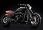 Rizoma se atreve con la Harley Softail FXDR 114