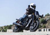 Prueba Harley-Davidson Street Rod: espíritu libre