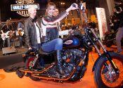 Harley-Davidson presenta sus primicias 2013 en Madrid
