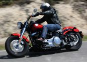 Prueba Harley-Davidson Softail Slim: Blackberry