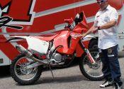 HM Honda CRE F450X AR12: diseñada por Arcarons