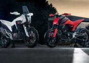 Honda CB125X & CB125M: pasión por el diseño
