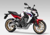 A la venta la nueva Honda CB650F