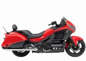 Nueva Honda Goldwing F6B: bagger