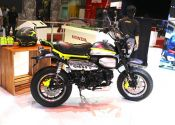 Honda presenta la Monkey 125