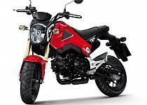 Honda MSX 125 2013-2015