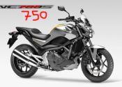 Honda NC700: fuera del A2