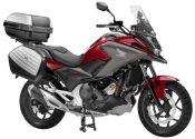 Nueva Honda NC750X Travel Edition