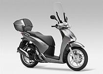 Honda SH 125i ´13 ABS Top Box