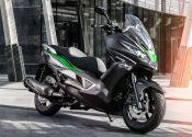 Kawasaki registra J125 y J500 ¿Sus próximos maxicooters?