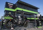 Asistencia oficial de Kawasaki en la Rider 1000
