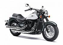 Kawasaki VN900 Classic Special ´12