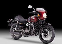 Kawasaki W800 Cafe Style