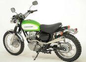 Kawasaki W800 Trail Blazer