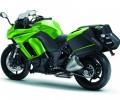 Nueva Kawasaki Z1000 SX 2014: más electrónica Imagen - 3