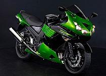 Kawasaki ZZR1400 2011