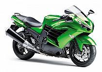 Kawasaki ZZR1400 2012-2017