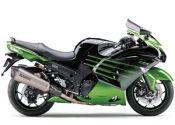 Kawasaki ZZR1400 Performance Sport 2014
