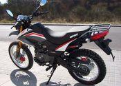 Keeway TX125 S: trail nueva a buen precio