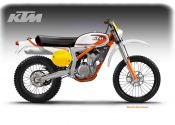 KTM-Bezzi Classic GS350