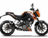 KTM Duke 125 2011-2016