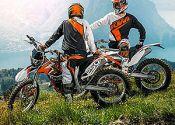 KTM Freeride 250 R 2014: motor dos tiempos