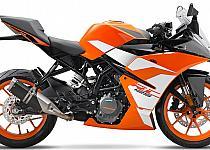 KTM RC 125 2017-2019