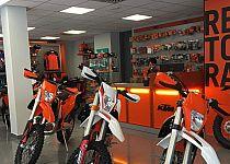 KTM Secomoto reabre en el centro de Madrid