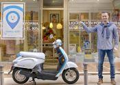Kymco Many Ev, primer scooter eléctrico del proyecto Ionex