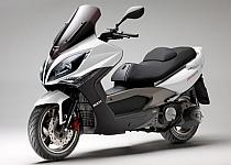 KYMCO Xciting 500 ABS 2009-2012