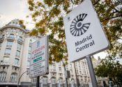Los madrileños en contra de las restricciones de tráfico de Madrid Central