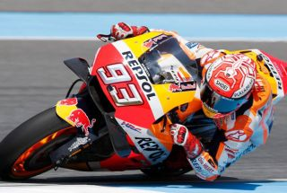 GP de Tailandia MotoGP: Márquez, el aprendiz incansable