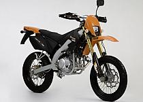 MH Motorcycles Duna 125 Sports City SM
