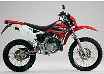 MH Motorcycles Furia Max 50 Enduro
