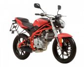 MH Motorcycles Kn1 125 Lc